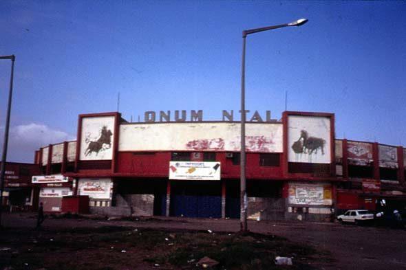 Di Orange Maputo: arene in Africa