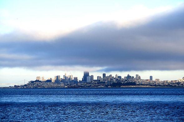 20 anos atrasado em San Francisco