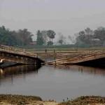 puente hundido India