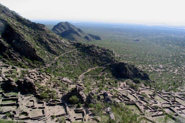 La ciutat perduda dels indis quilmes