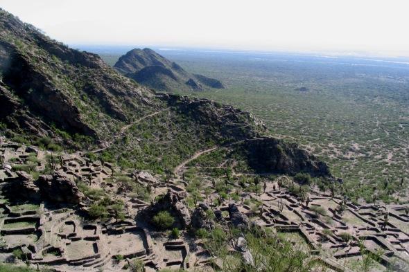 La ciudad perdida de los indios quilmes