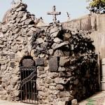 Bóveda de piedras