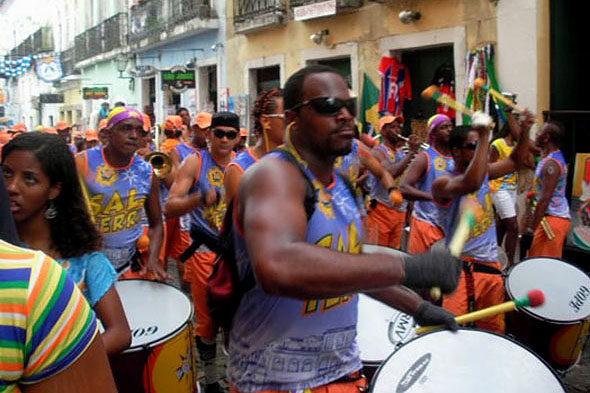 Carnaval de Río: el asesinato en el sambódromo de Lewis Carroll