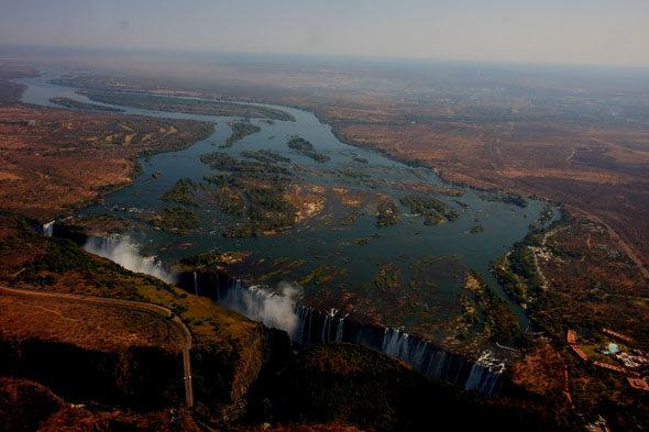 Sete enclaves selecionados da história do Africano (na minha viagem)