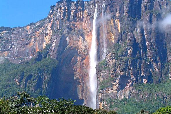 Salto Angel, Venezuela: el rey del cielo y la búsqueda del oro