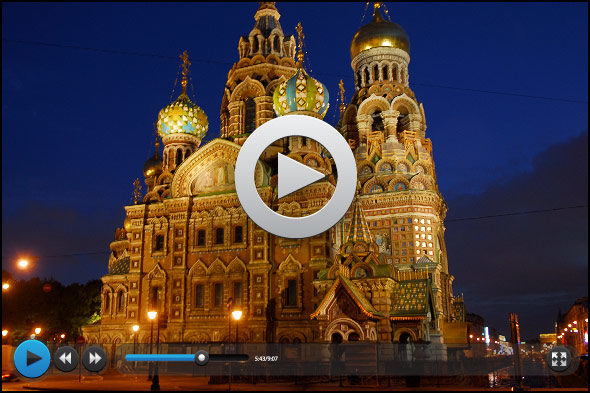 San Petersburgo: Tristeza Majestuosa