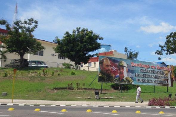 ハバナからサンティアゴへ: 洪水, そして革命があります