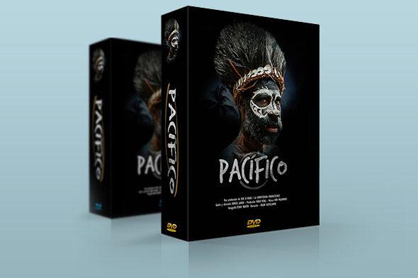 Serie Pacífico en DVD y Bluray