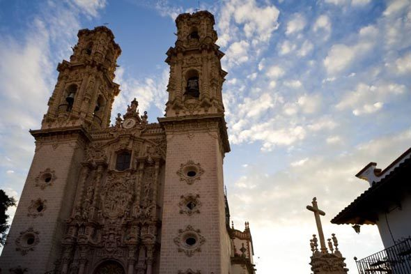 Taxco: by the silver route