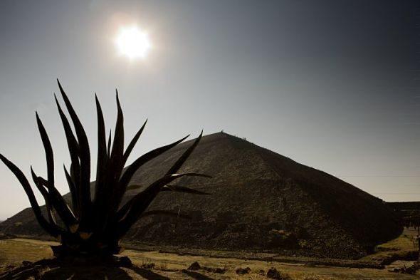 Teotihuacán: die Stadt der gefiederten Schlange