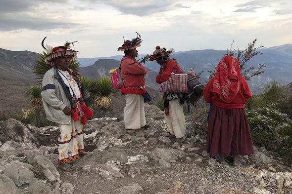 Viaxe a Wirikuta, a montaña sagrada do huichol