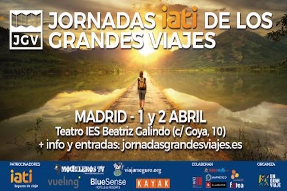 Un encuentro en Madrid de y para viajeros