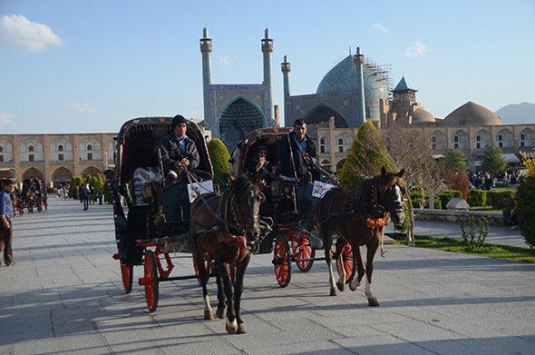 Mister Tourist in het land van de Perzen. Chronicles of Iran (In)