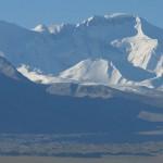 El altiplano tibetano y la cordillera del Himalaya
