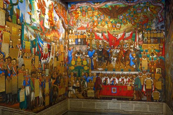 Tlaxcala: prohibido recordar a Hernán Cortés