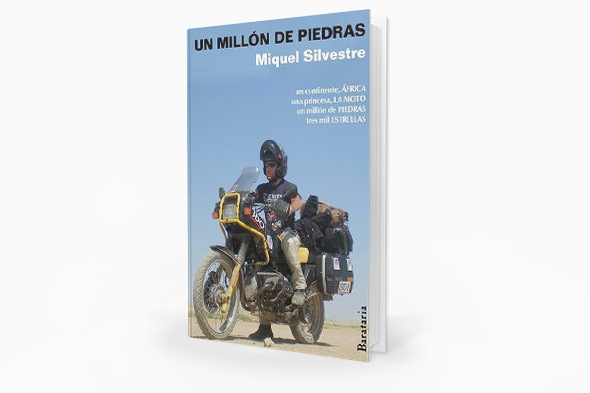 """""""Dun millón de rochas"""", Miquel Silvestre"""