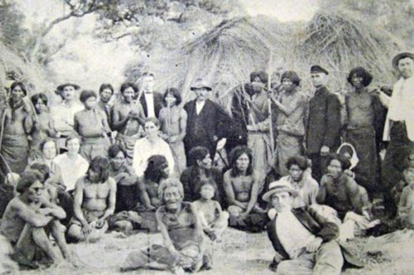 Der paraguayische Chaco, Mennoniten und Ayoreos