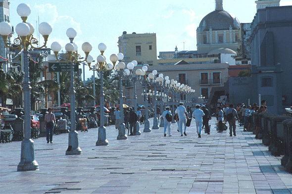 Veracruz: porto delle leggende