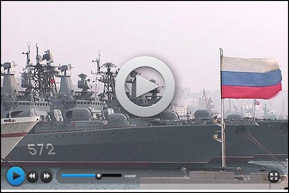 Vladivostok: longe do resto do mundo
