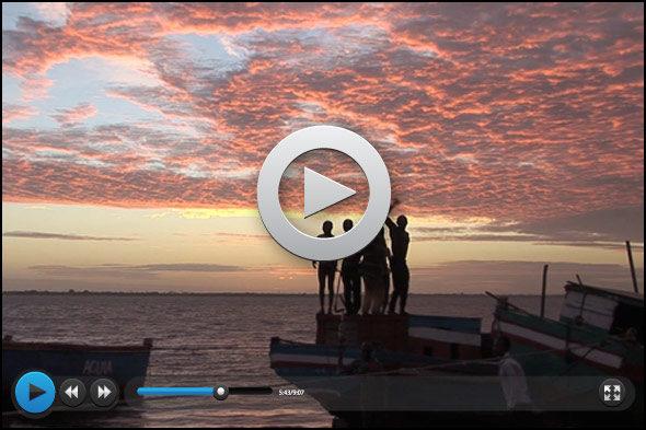 Illa de Moçambic: perduts en el temps