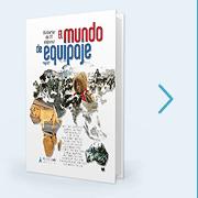 Libro El mundo de equipaje - Viajes al Pasado