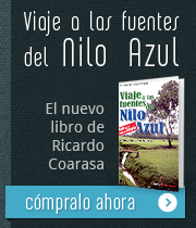 Journey to the source of the Blue Nile - The latest book by Ricardo Coarasa