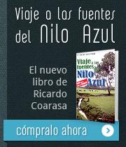 Viaje a las fuentes del Nilo Azul - El último libro de Ricardo Coarasa