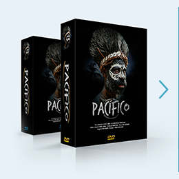 Pacific series en DVD yBlueray