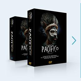Serie Pacífico en DVD yBlueray
