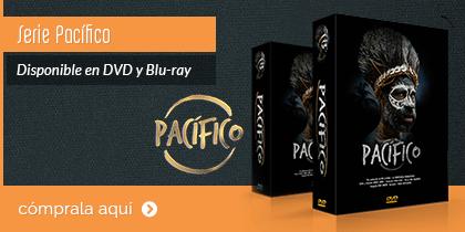 Serie Pacífico en DVD y Blueray